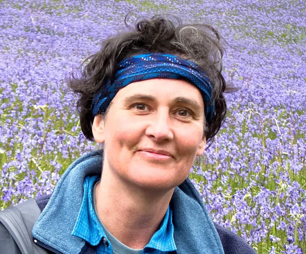 Portrait Sabine Gilcher